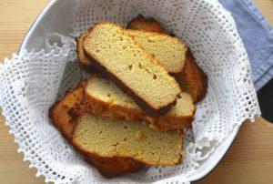 kako speči kruh brez glutena