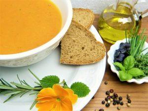 kruh brez glutena in kvasa