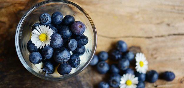 Zakaj so borovnice čudežna hrana?