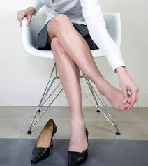 Občutek težkih nog – kako se ga rešiti?