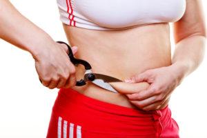 kako shujšati v trebuh