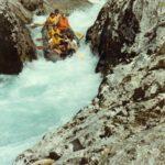 Rafting – Organiziran rafting v Sloveniji že 35 let