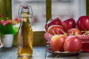 hujšanje z jabolčnim kisom in medom