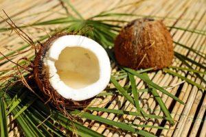 kokosovo olje za lase