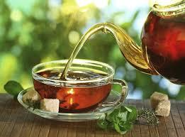 čajnik s cedilom