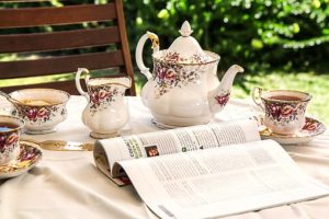 čajniki s skodelico