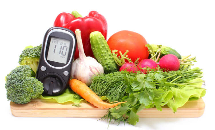 Diete za zdravje – dieta pri sladkorni bolezni, dieta za hujšanje