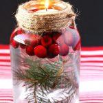 Domača izdelava sveč – sadne sveče