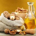 Orehovo olje za zdravje