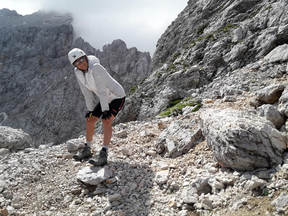 Kam v hribe – Julijske Alpe