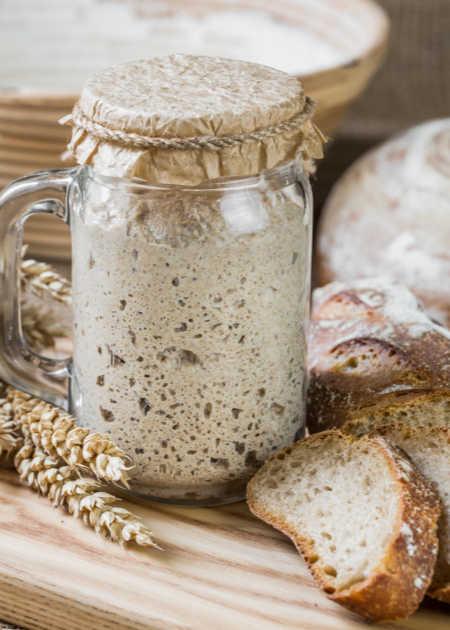 Droži – recepti za kruh z drožmi